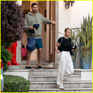 Scott Disick & Sofia Richie Enjoy a Day Out Together in Miami