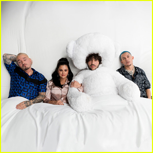 Selena Gomez Teams Up with J Balvin, Benny Blanco & Tainy on 'I Can't Get Enough' - Stream Here!