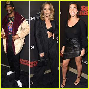 Snoop Dogg DJs Sports Illustrated Super Bowl Weekend Party