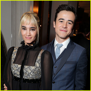 Sofia Boutella, 36, Is Dating 'Alita' Actor Keean Johnson, 22!