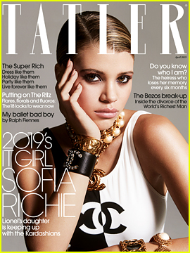 Sofia Richie Opens Up About Scott Disick Relationship