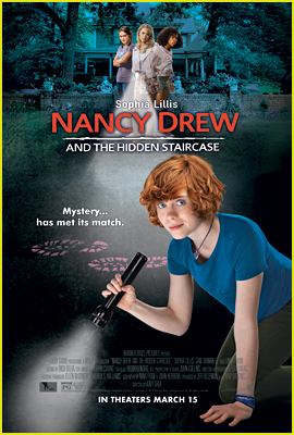 Sophia Lillis Stars as Nancy Drew - See the New Movie Poster! (Exclusive)