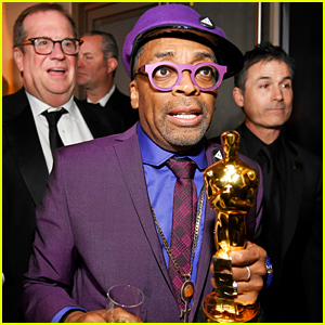 Spike Lee Angered by 'Green Book' Win, Storms Out of Oscars