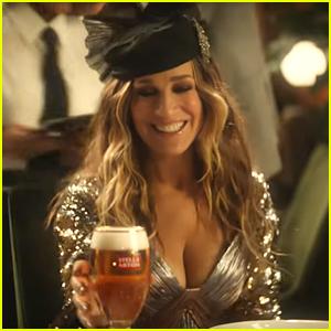 Stella Artois Super Bowl Commercial 2019: SJP Is Back as Carrie Bradshaw (Video)