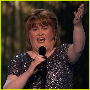 Susan Boyle Sings 'I Dreamed a Dream' Again for 'AGT: The Champions' (Video)