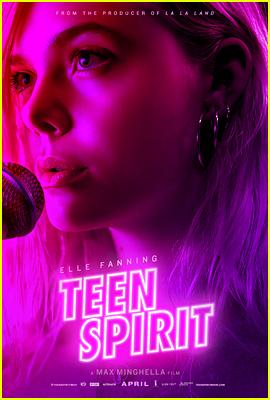 Elle Fanning Sings an Ellie Goulding Song in 'Teen Spirit' Trailer!