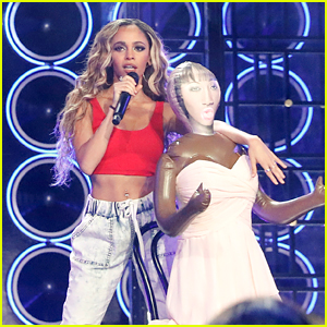 Riverdale's Vanessa Morgan Sings to a Blow-Up Doll on 'Lip Sync Battle' (Exclusive Premiere)