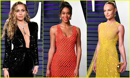 Best Dressed Stars at Vanity Fair Oscar Party 2019!