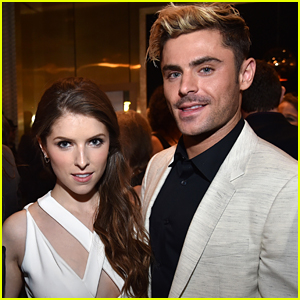 Zac Efron & Anna Kendrick Will Star in Animated Facebook Series 'Human Discoveries'!