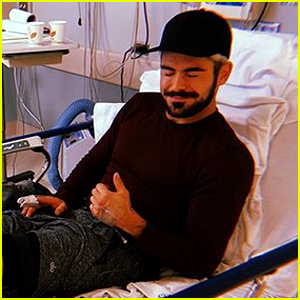 Zac Efron Undergoes Surgery After Tearing His ACL