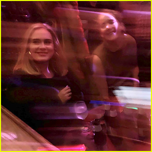 Adele & Jennifer Lawrence Hit Up NYC Gay Bar - Watch Now!
