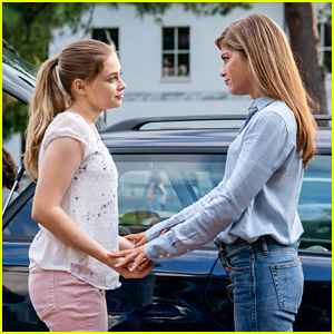 'After' Releases New Still Featuring Josephine Langford & Selma Blair - See the Pic!