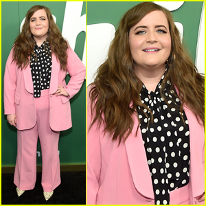 Aidy Bryant Premieres New Show 'Shrill' in NYC
