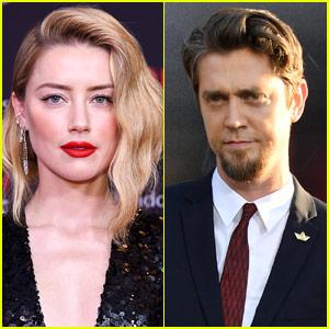 Amber Heard & 'It' Director Andy Muschietti Seen Kissing: New Couple Alert?