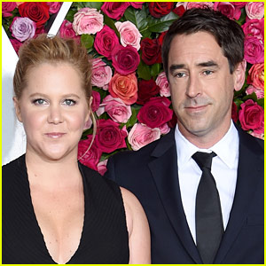 Amy Schumer Reveals Why She Spoke Out About Husband's Autism Spectrum Diagnosis