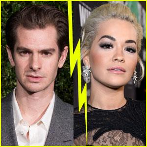 Andrew Garfield & Rita Ora Split (Report)