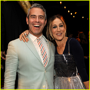 Sarah Jessica Parker to Present Andy Cohen With GLAAD Media Award!