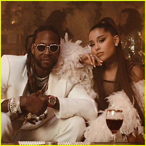 Ariana Grande & 2 Chainz Team Up for 'Rule the World' Video!