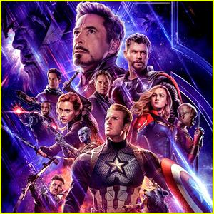 'Avengers: Endgame' Official Trailer Features Captain Marvel - Watch Now!