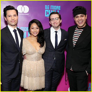 Broadway's 'Be More Chill' Cast Celebrates Opening Night - See Photos!