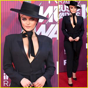 Bebe Rexha Strikes a Pose at iHeartRadio Music Awards 2019