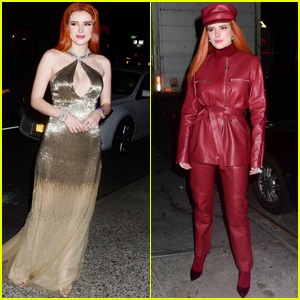 Bella Thorne Stuns in Two Different Outfits at Carnegie Hall Performance