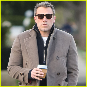 Ben Affleck Steps Out for Coffee in Los Angeles