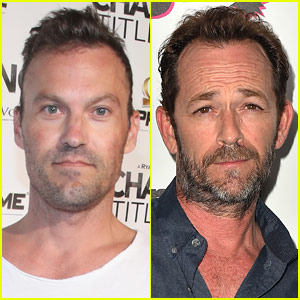 Brian Austin Green Did Something Heartbreaking After Learning of Luke Perry's Death