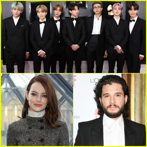 BTS Books 'SNL,' Emma Stone & Kit Harington Announced as Hosts!