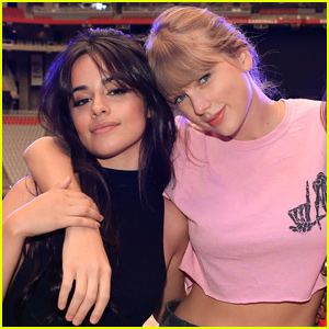 Camila Cabello Praises Taylor Swift: 'What an Amazing Role Model'