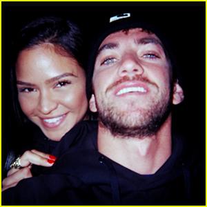 Cassie's Boyfriend Alex Fine Posts Sweet Note for International