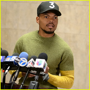 Chance the Rapper Announces His Pick for Chicago Mayor