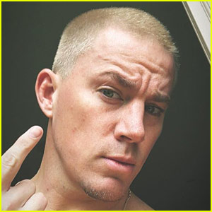 Channing Tatum Dyes His Hair Blonde & Looks Unrecognizable!