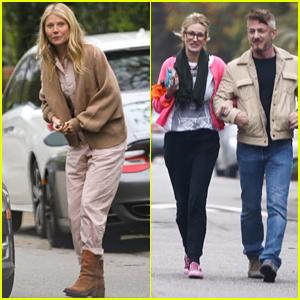 Gwyneth Paltrow, Julia Roberts, Sean Penn & More Stars Attend Chris Martin's Birthday Party!