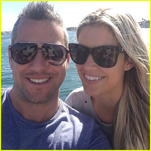 Christina Anstead Pregnant, Expecting First Child With Husband Ant!
