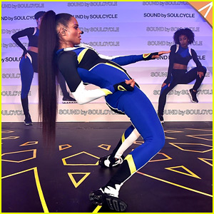 Ciara Performs at the First Sound by SoulCycle Event!