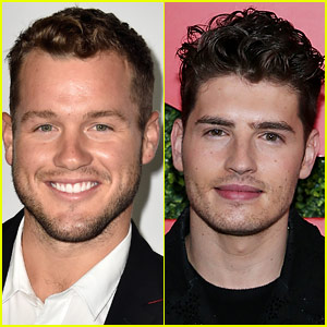 Colton Underwood Addresses Those Photos with Gregg Sulkin That Spoiled 'The Bachelor' Ending!