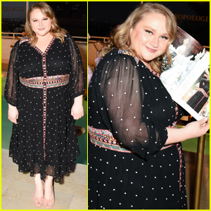 Danielle Macdonald Celebrates 'APlus by Anthropologie' Launch!