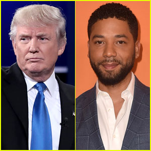 Donald Trump Reacts to Jussie Smollett's Charges Being Dropped