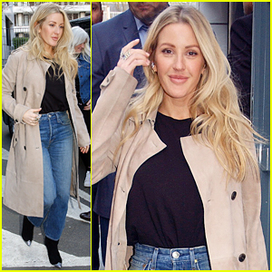 Ellie Goulding To Record New Song for Netflix Nature Doc!