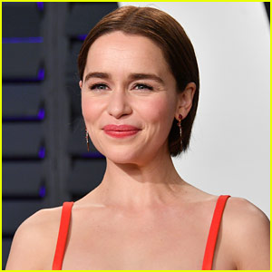 Emilia Clarke Launches Charity After Revealing She Nearly Died From Brain Aneurysms