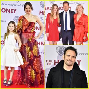 Emily Mortimer & Til Schweiger Make 'Head Full of Honey' Premiere A Family Affair!