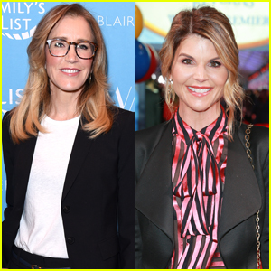 Felicity Huffman & Lori Loughlin Charged in College Exam Cheating Scandal