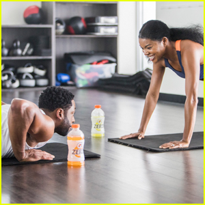 Gabrielle Union & Dwyane Wade Team Up for New Gatorade Campaign - Watch!