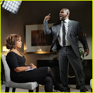 Gayle King Opens Up About What Was Going Through Her Head During Volatile R. Kelly Interview