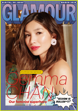 Gemma Chan Reveals How Racial Stereotyping Impacted Her Career