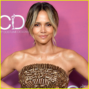 Halle Berry Debuts Giant New Tattoo on Her Back, But Is It Real?
