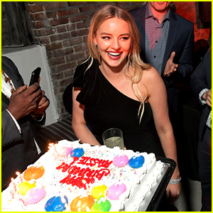 Hassie Harrison Celebrates Birthday at 'Tacoma FD' Premiere!