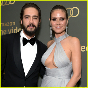 Heidi Klum Strips Down in Steamy Pics From Hong Kong Getaway With Fiance Tom Kaulitz
