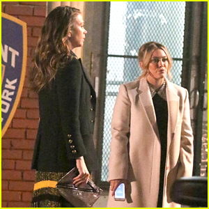 Sutton Foster Bails Hilary Duff Out of Jail for 'Younger'